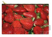 Sweet Florida Strawberries Carry-all Pouch