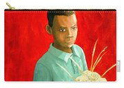 Sweet Grass Flowers Carry-all Pouch