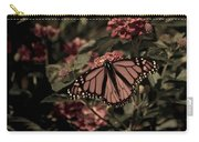 Sweet Lantana Carry-all Pouch