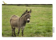 Sweet Little Donkey Carry-all Pouch