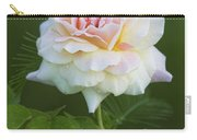 Sweet Morning Peace Rose Carry-all Pouch