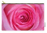 Sweet Pink Rose IIi Carry-all Pouch