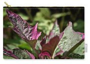 Sweet Potato Vine Carry-all Pouch