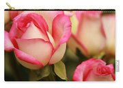 Sweet Roses Carry-all Pouch