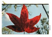 Sweetgum Carry-all Pouch