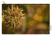 Sweetgum Seed Pod Carry-all Pouch