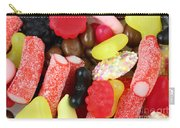 Sweets And Candy Mix Carry-all Pouch