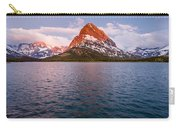 Swiftcurrent Lake At Dawn Carry-all Pouch
