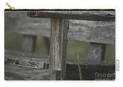 Swing In The Woods Carry-all Pouch