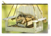 Swingin Squirrel Robber Carry-all Pouch