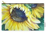 Swingin' Sunflowers Carry-all Pouch