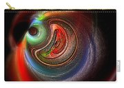 Swirl Of Colors Carry-all Pouch