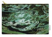 Swirling Algae Carry-all Pouch