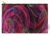Swirling Energy Carry-all Pouch
