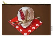 Swiss Chocolate Praline Carry-all Pouch by Joana Kruse