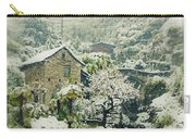 Switzerland In Winter Carry-all Pouch by Joana Kruse