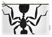 Symbol: Ant Carry-all Pouch