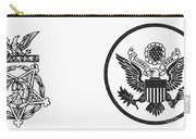 Symbols: U.s. Army Carry-all Pouch by Granger