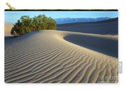 Symphony Of The Sand Carry-all Pouch by Bob Christopher