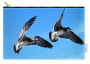 Synchronized Flying Carry-all Pouch