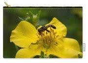 Syritta Pipiens Carry-all Pouch