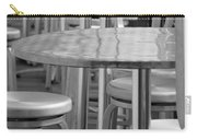 Tables And Stools Carry-all Pouch