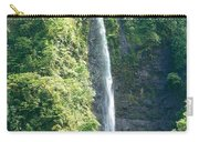 Tahitian Waterfall Carry-all Pouch