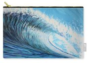 Tahitian Wave Carry-all Pouch