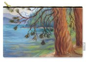 Tahoe Light Sugar Pine Point State Park Carry-all Pouch