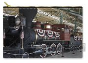 Tahoe Steam Locomotive Carry-all Pouch