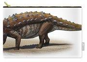 Talarurus Plicatospineus, A Prehistoric Carry-all Pouch