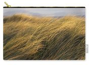 Tall Grass Blowing In The Wind Carry-all Pouch