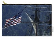 Tall Ship 3 Carry-all Pouch by Bob Christopher