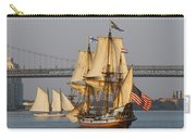 Tall Ship Five Carry-all Pouch