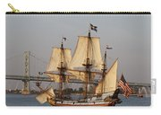 Tall Ship Four Carry-all Pouch