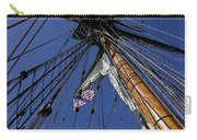 Tall Ship Rigging Carry-all Pouch