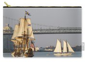 Tall Ship Six Carry-all Pouch