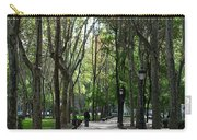Tall Trees Of Madrid Carry-all Pouch