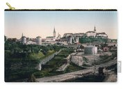 Tallinn Estonia - Formerly Reval Russia Ca 1900 Carry-all Pouch