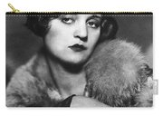 Tallulah Bankhead Carry-all Pouch