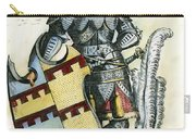 Tamerlane (1336?-1405) Carry-all Pouch