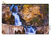 Tangle Falls At Dusk, Jasper National Carry-all Pouch