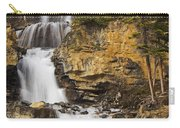 Tangle Falls, Jasper National Park Carry-all Pouch