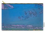 Taos Abstract Carry-all Pouch