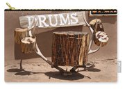 Taos Drum Shop Carry-all Pouch