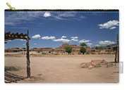 Taos Pueblo New Mexico Carry-all Pouch