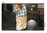 Tapas Man In Spain Carry-all Pouch