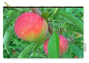 Tasty Organic Plums Carry-all Pouch