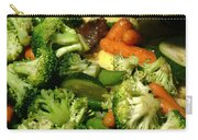 Tasty Veggie Stir Fry Carry-all Pouch