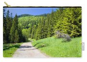 Tatra Mountains In Poland Carry-all Pouch